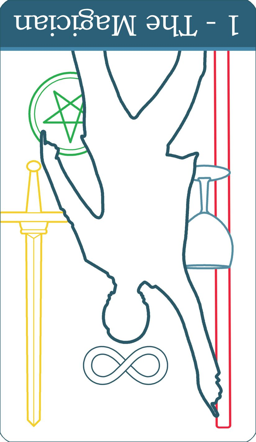 The Magician Tarot Card Meaning from The Simple Tarot