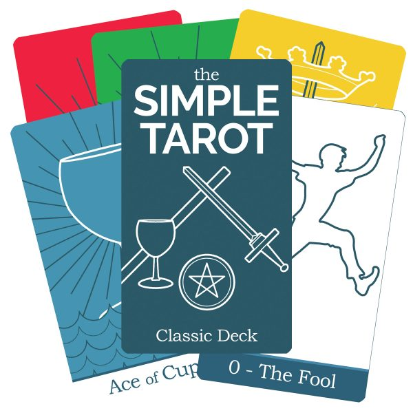 The Simple Tarot Deck (Classic Version)