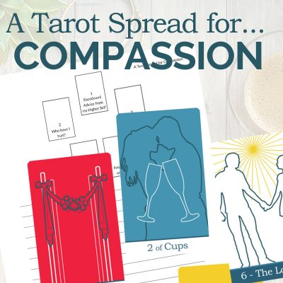 A Tarot Spread for Compassion