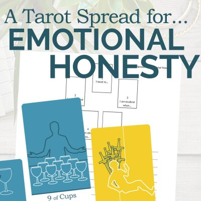 A Tarot Spread for Emotional Honesty