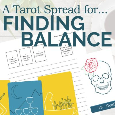 A Tarot Spread for Finding Balance