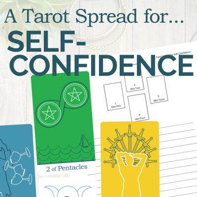 A Tarot Spread for Self-Confidence