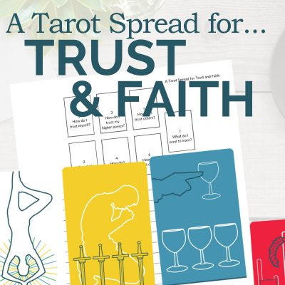 A Tarot Spread for Trust and Faith