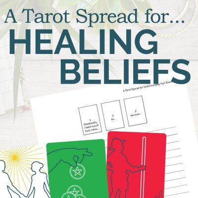 A Tarot Spread for Healing Beliefs