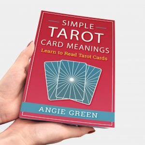 Simple Tarot Card Meanings book and ebook from The Simple Tarot