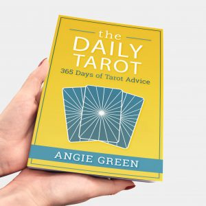 The Daily Tarot print and ebook from The Simple Tarot