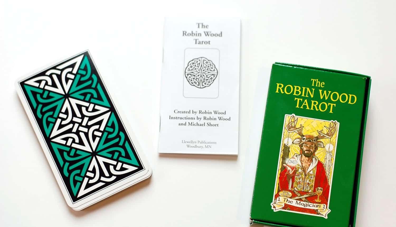 The Robin Wood Tarot Deck: An honest review for tarot