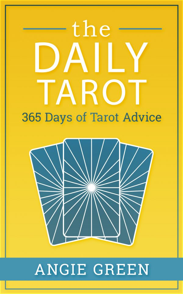 The Daily Tarot book and ebook from The Simple Tarot