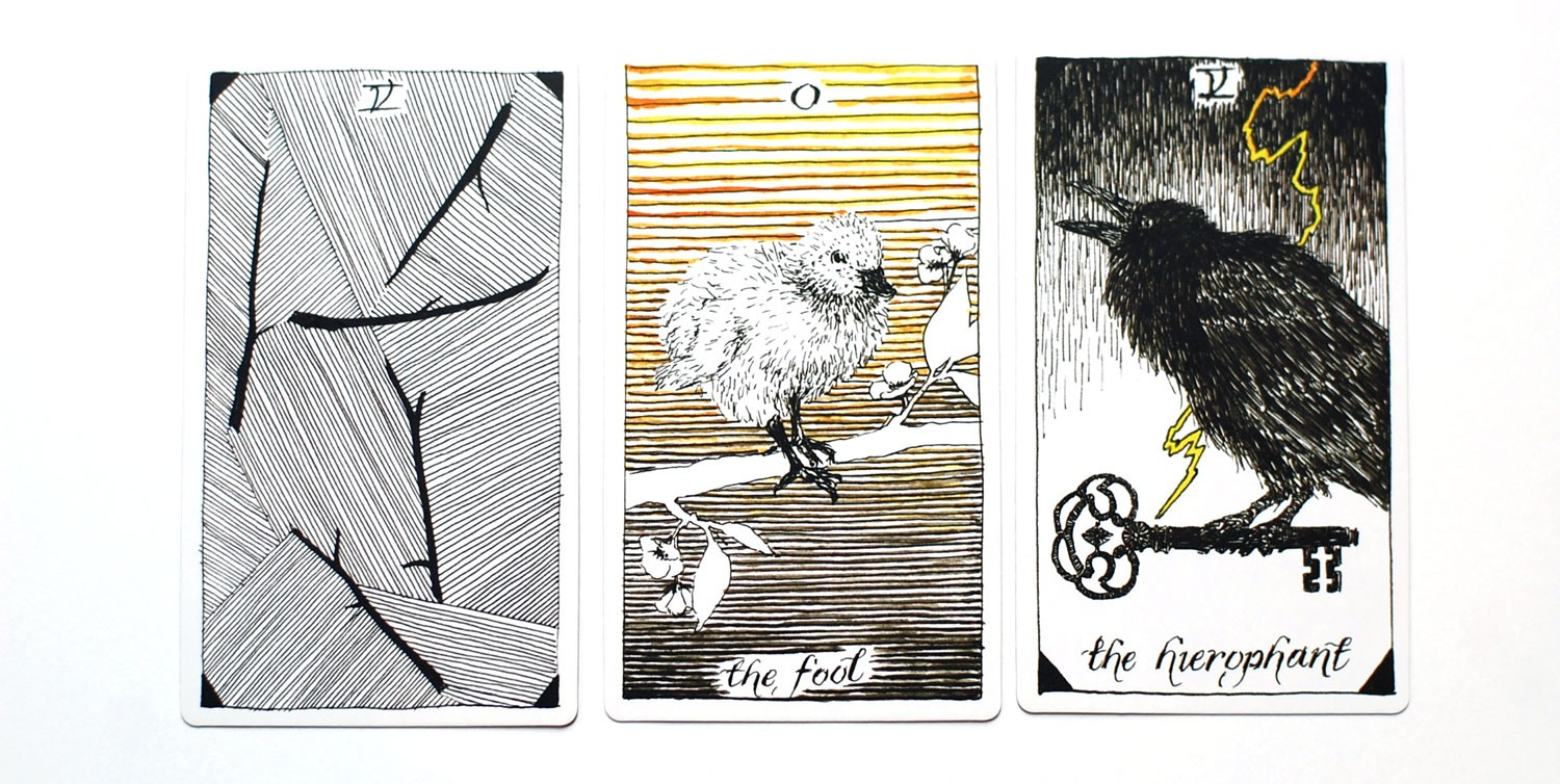 The Wild Unknown tarot review