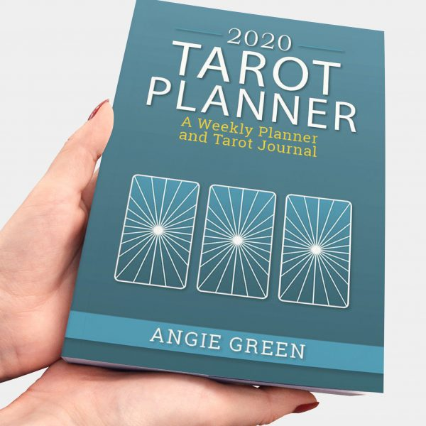 The 2020 Tarot Planner from The Simple Tarot.