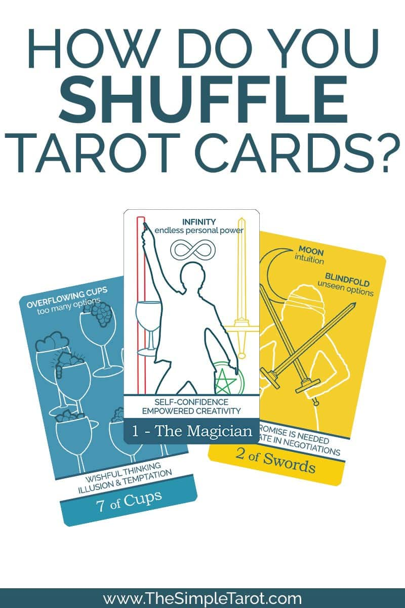 The Best Way to Shuffle Tarot Cards