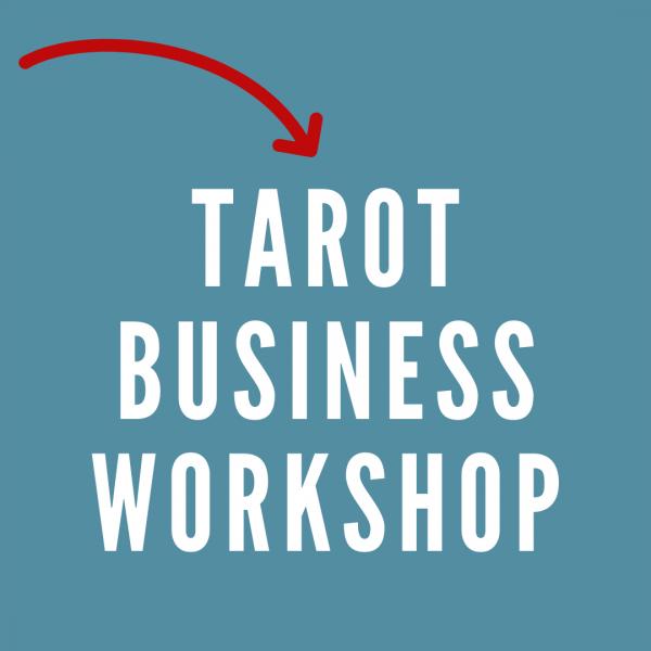 Starting a tarot business workshop